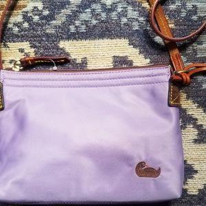 Dooney & Bourke Crossbody Purple Bag